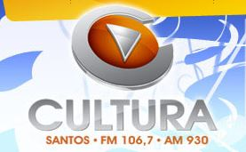 Rádio Cultura 930 AM Santos ao vivo