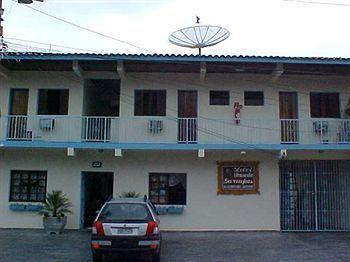 Hotel Pousada Garoupas / Ilhabela / São Sebastião