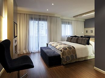 Hotel Mercure São Paulo Pamplona