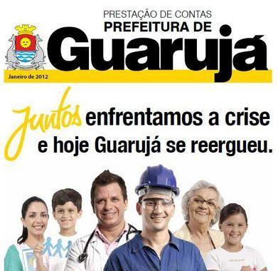 Prefeitura de Guarujá, SP / IPTU e Serviços na Internet