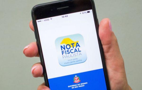 Nota Fiscal Paulista Consulta Online no Aplicativo