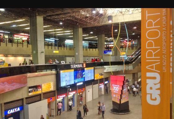 Guia Aeroporto de Guarulhos