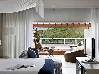 Hotéis Praia de Pernambuco / Guarujá, SP / Sofitel Jequitimar